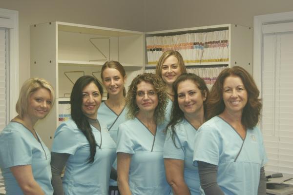 Dr Lovit DMD Staff